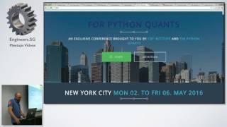the Python Quant - PyDataSG