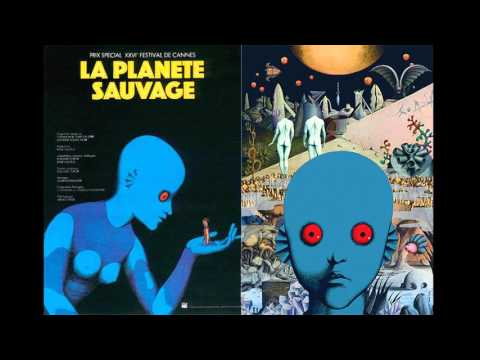 Alain Goraguer - La Planete Sauvage