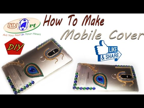 diy-:-how-to-make-mobile-covers-for-girls-|-easy-step-by-step-|-indi-art-|-#5