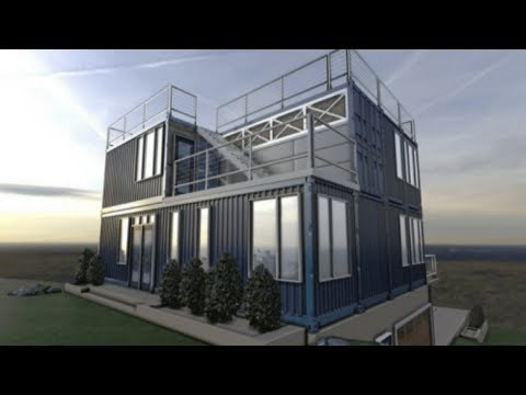 Gorgeous Mineral Point Container Home