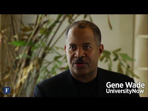 Gene Wade of UniversityNow: Forbes
