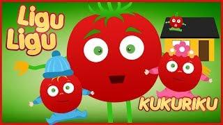 mali paradajz kukuriku ligu ligu decije pesme pesmice za decu paradajzici