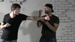 How to Defeat Dudes 16- Straight Punch Defense