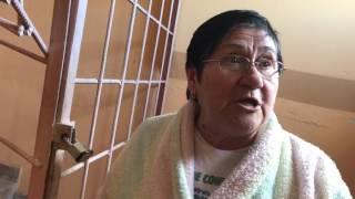 Нападение невоспитанной пожилой женщины.Часть 2.