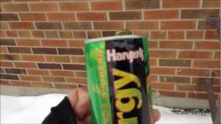 Energy Drink Review #49 - Hansen