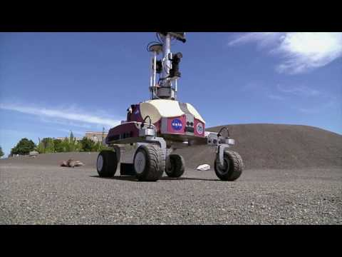NASA Ames Designs Autonomous Robots