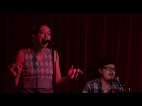 The Icebergs at Parkside Lounge NYC  Jan.2017
