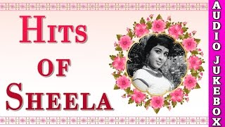 Best Songs of Sheela Jukebox | Malayalam Film Songs | Top 10 Hits of Sheela