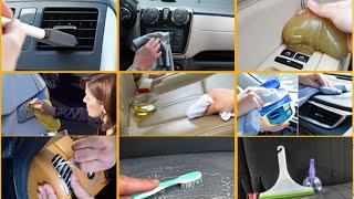 حيل تنظيف السيارة لازم تعرفها وهتفرق معاك أوي
