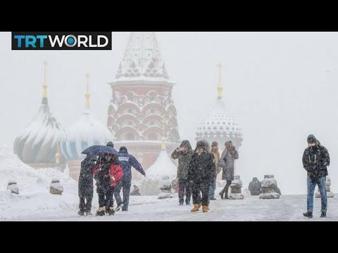 Russia Winter: Siberia experiences extreme weather conditions
