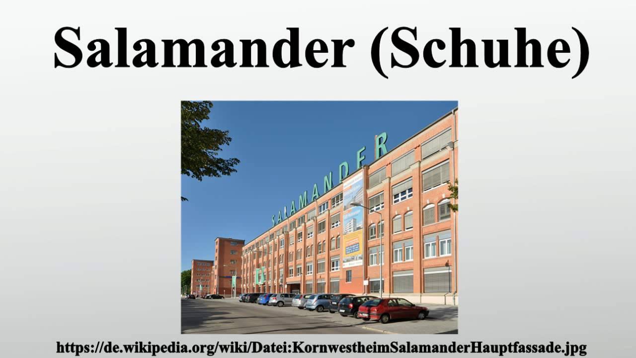 official photos 39e52 20c5f Salamander (Schuhe)