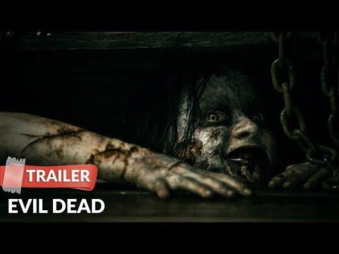 Evil Dead 2013 Trailer HD | Jane Levy | Shiloh Fernandez