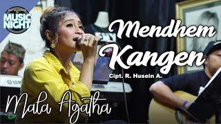 Mala Agatha Mendhem Kangen Live Sakustik Band Versi Akustik Jandhut