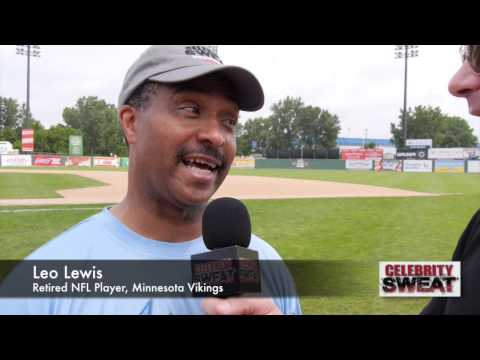 Celebrity Fitness Tips: Retired NFL player Leo Lewis talks the Value of Staying Active