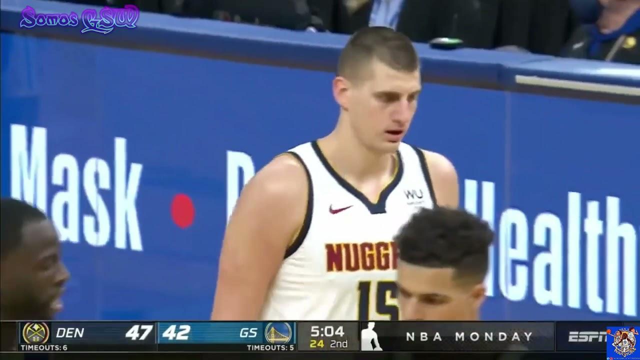 Golden State Warriors Vs Denver Nuggets , Full Game, Highlights, 2020 2021 season