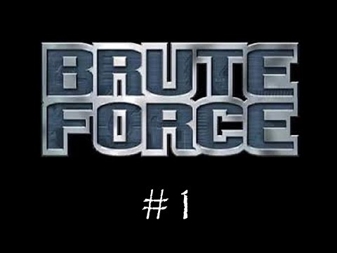 Brute Force Walkthrough Part 1 - Welcome to the 23rd!