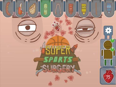 Super Sports Surgery