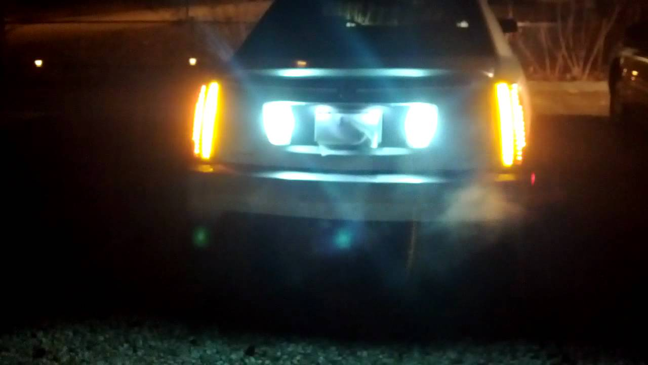 2015 escalade premium how to turn on fog lamps