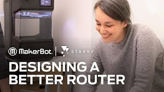 MakerBot METHOD Pro Series | Performance 3D Printing with STARRY
