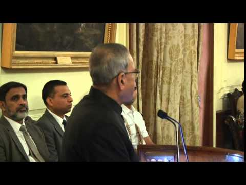 Pranab Mukherjee's speech: Part 2