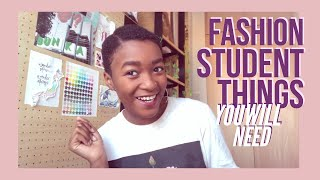 Tips for Fashion Students