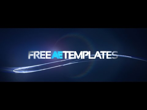 templates editaveis after effects