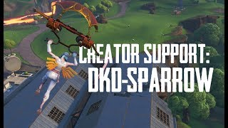 FORTNITE (use code DKD-Sparrow) solo|dous| Squad