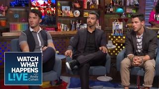 Andy's Crush Week: Guest Stud #4 - Nick Jonas   WWHL