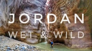 DEAD SEA + WADI MUJIB [JORDAN] - WET & WILD