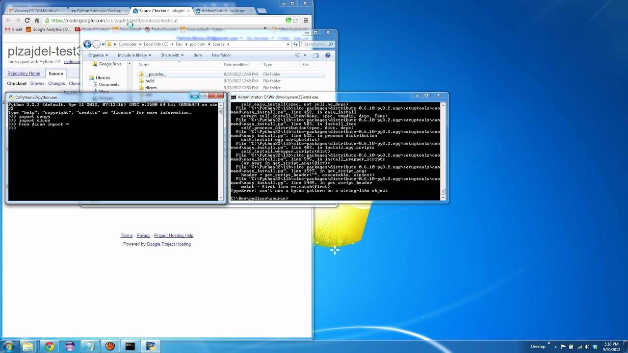 Dicom Data Blender Python Getting Started