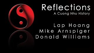 Reflections: A Cuong Nhu History #6 - Lap Hoang, Mike Arnspiger, and Donald Williams