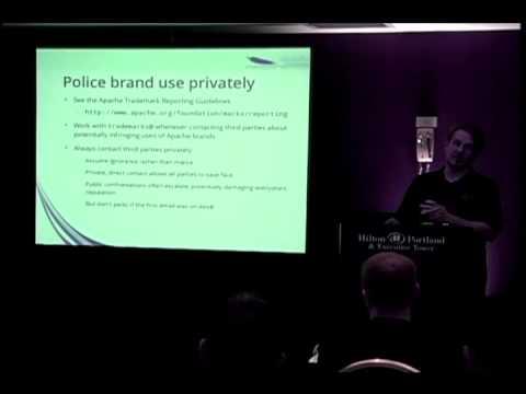 Managing Open Source Community Brands
