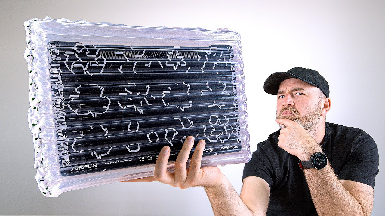 The Most Mysterious Laptop Unboxing Yet...