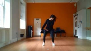 Beyonce - 7/11 (Mina Myoung choreography cover by Aga)