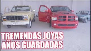 Colección con variedad pero pura calidad de autos cocheras especiales (PARTE 2)