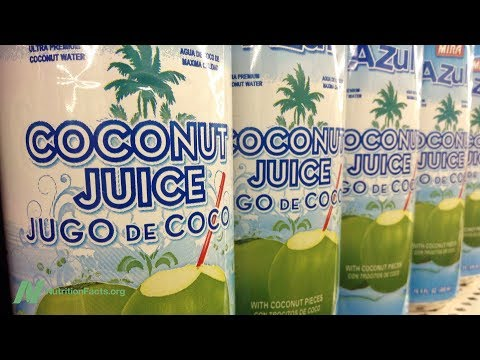 Coconut Water for Athletic Performance vs Sports Drinks