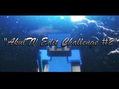 "Short Edition #1 ""AkulTV Edit Challenge #2"" c:"