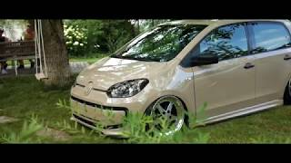 Clean Cars and Summer Vibes | VW Scirocco Mk2 | VW Up! | VW Golf Mk3 | Mercedes 190e | No Fame