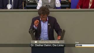 Diether Dehm (DIE LINKE): Auch Russland ist Europa - Aufrüstung antieuropäisch Bundestag 7.6.2018