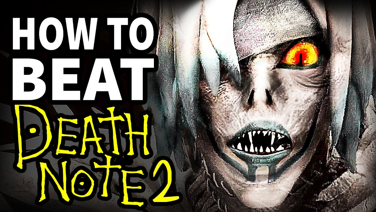 How To Beat The DEATH GOD'S Game In