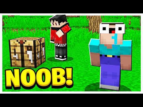 So I Paid a Stranger to Teach Me How to Play Minecraft PE...