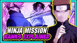 The Definitive Naruto Mission Ranking System Explained! (HD VERSION REUPLOAD)