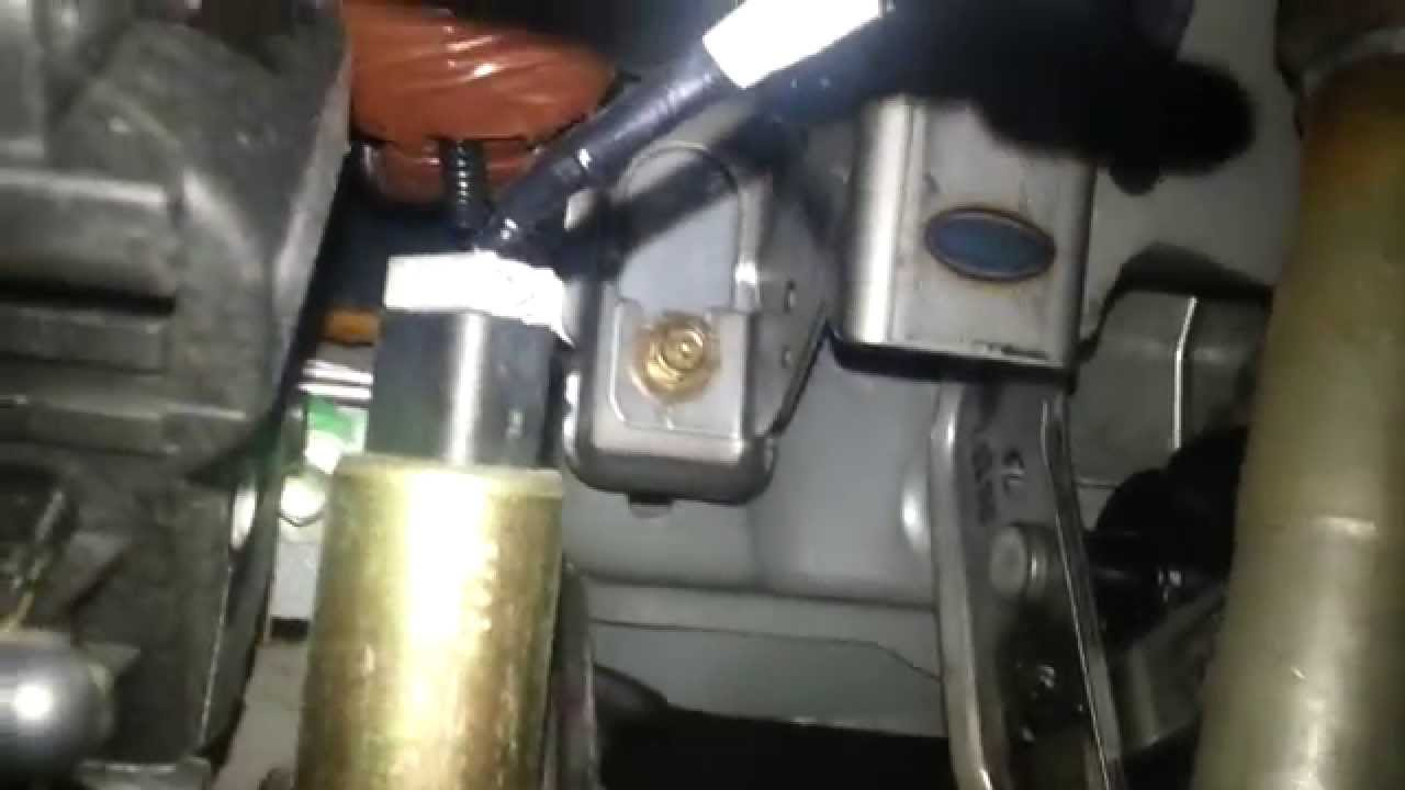 Honda Accord 24 Creaking clutch pedal  YouTube