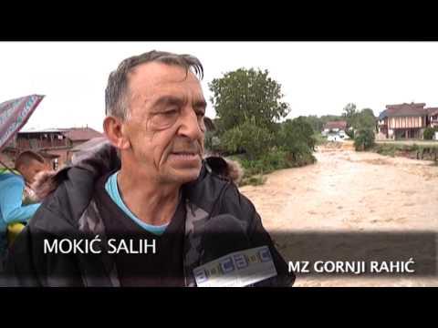 6.08.2014./BDC TV/POPLAVE/MZ GORNJI RAHIĆ