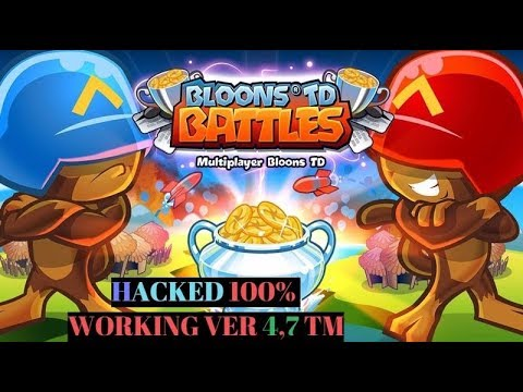 bloons td battles hack apk 4 7 unlimited everything no offers or