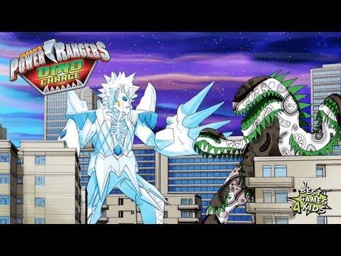 Jeu Power Rangers Dino Charge Rumble The Rainbow Energem