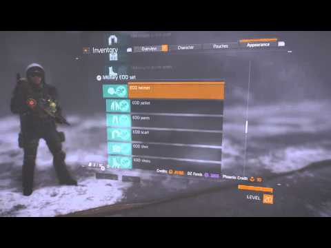 THE DIVISION: Season pass Content