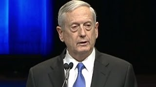 From youtube.com: James Mattis, From Images