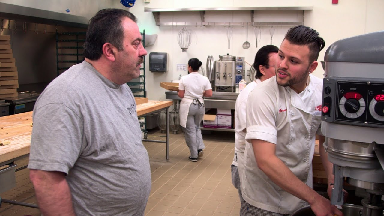 Standing Up To Danny Cake Boss YouTube