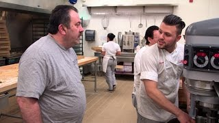 Standing Up To Danny | Cake Boss